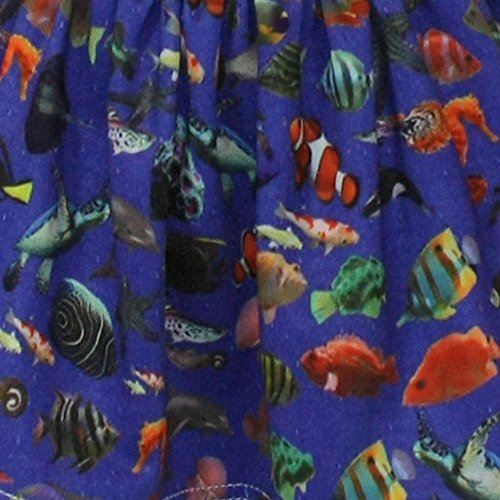 NEW GENERATION DOLL CLOTHES DORY FISH RUFFLE DRESS FITS 18 INCH DOLL