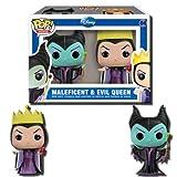 Funko Mini Pop Figures - Maleficent and Evil Queen
