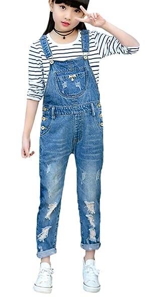 Amazon.com: Luodemiss - Pantalones cortos largos para niñas ...