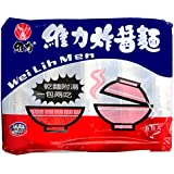 《維力》 炸醤麺 (90g×5袋) (台湾ソース焼そば・スープ付) 《台湾 お土産》 [並行輸入品]
