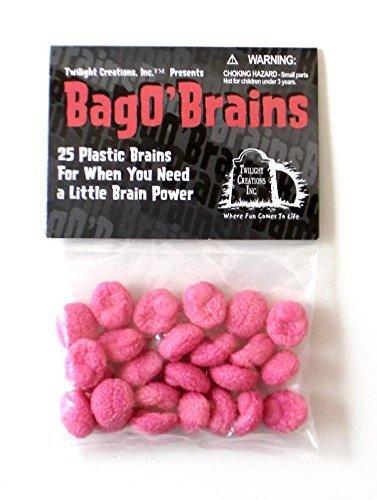 Twilight Creations TLC02026 Mmm Bag O Brains Board Game