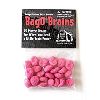 Twilight Creations TLC02026 Mmm Bag O Brains Board Game