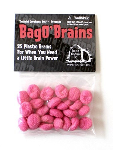 Twilight Creations TLC02026 Mmm Bag O Brains Board Game]()