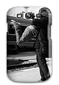 Alex Perez Riva's Shop Hot Fashionable Galaxy S3 Case Cover For Black And White Protective Case