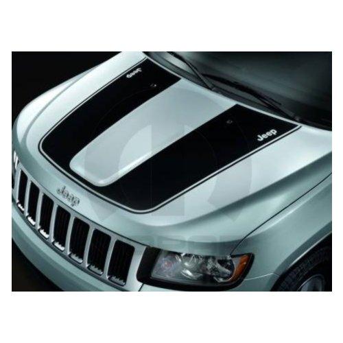 jeep cherokee hood decal - 8