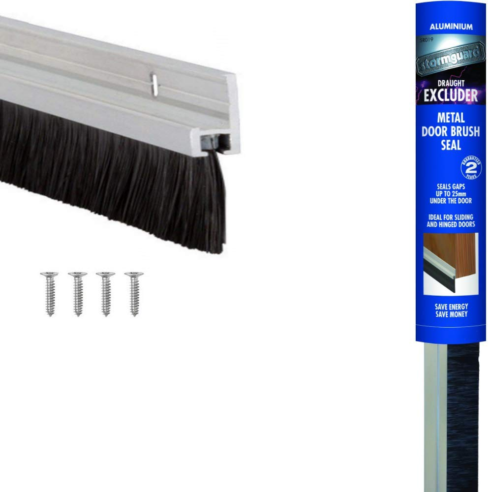 STORMGUARD 02SR0190838A Draught excluder, 838mm (2'9') 838mm (2' 9)