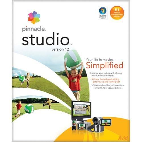 pinnacle studio 12 windows 10 compatibility