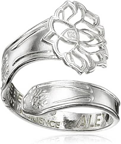 Alex and Ani Womens Spoon Ring