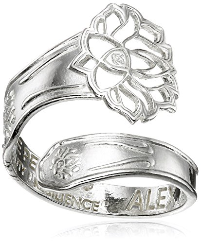 Alex Ani Womens Spoon Ring