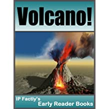 Volcano!  - Earth Books for Kids (Earth Early Reader Book 2)