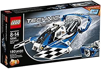LEGO Technic Hydroplane Racer Building Kit