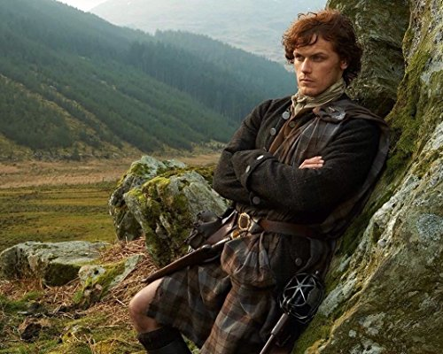 Sam Heughan / Outlander 8 x 10 / 8x10 Glossy Photo Print Picture IMAGE #8