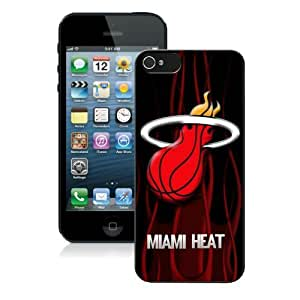 taoyix diy NBA Miami Heat Iphone 5 Case Iphone 5s Case Phone Cases 31