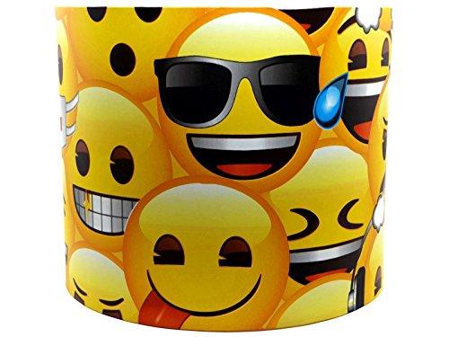 Emoji Lampshade Or Ceiling Light Shade 10 Drum Smiley Face Lamp Shade Lamps Boys Girls Kids Children S Bedroom Accessories Buy Online In Grenada At Grenada Desertcart Com Productid 58944394