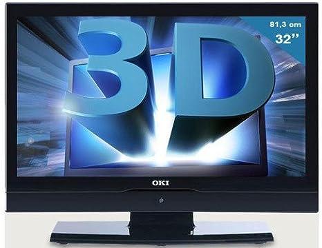 OKI C32VD-FHTUV3D - TV: Amazon.es: Electrónica