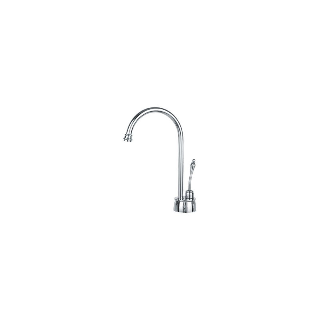 Franke LB4100 Point-Of-Use Traditional Style Hot Water Dispenser, Chrome