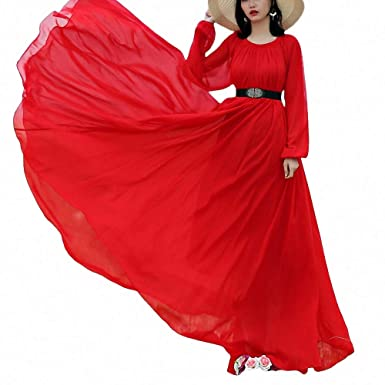 Nuevo Vestido de Gasa para Mujeres Embarazadas de Gran tamaño y ...