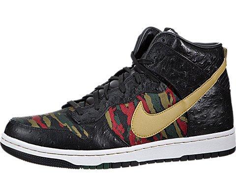 NIKE Dunk CMFT PRM QS Mens hi top Trainers 716714 Sneakers Shoes