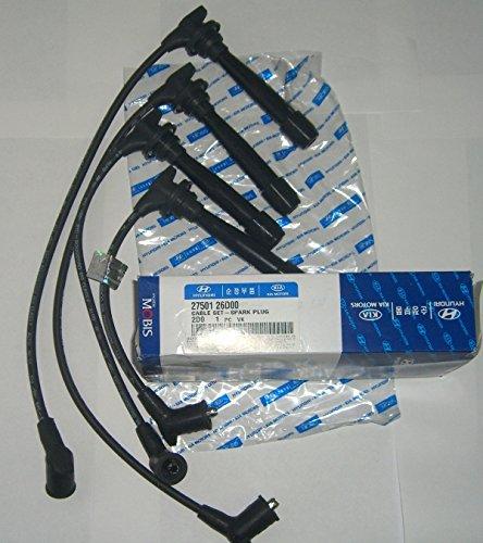 Juego Cables Bujias. Nº Referencia original: 2750126D00: Amazon.es: Coche y moto
