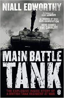 Book Main Battle Tank
