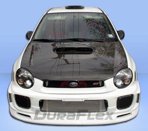 Duraflex Replacement for 2002-2003 Subaru Impreza WRX STI C-Speed Front Lip Under Spoiler Air Dam - 1 Piece