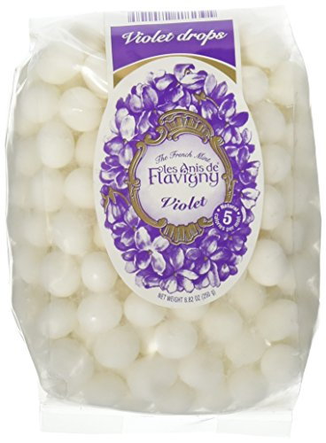 Anise Candy Recipe - Violet Abbaye De Flavigny Anise Drops All Natural Bulk 8.82 Oz Bag