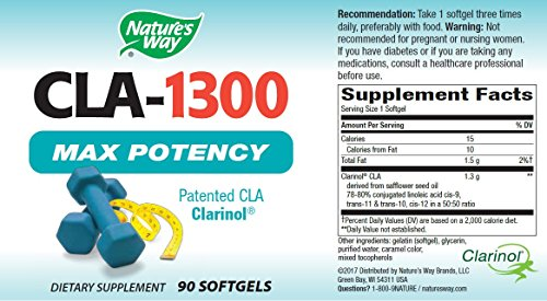 033674153413 - Nature's Way Cla-1300 1,300 mg 90 Sgels carousel main 4