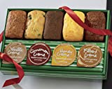 9 Piece Fruit & Nut Breads and Cremes Gift Box from The Swiss Colony