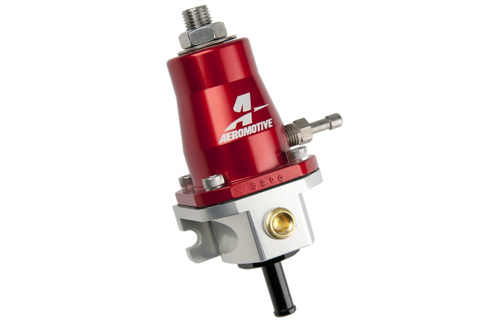Aeromotive 13116 Billet Adjustable Fuel Regulator