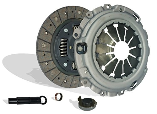 Clutch Kit Works With Set Acura Csx Rsx Civic Type-S Si Base Coupe 2-Door Sedan 4-Door 2006-2011 2.0L l4 GAS DOHC Naturally Aspirated (6 Speed Trans; Flywheel Spec: 0.047+) - Base Wheel Civic Honda