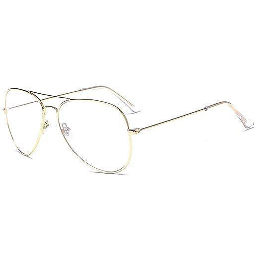 Gafas aviador geek