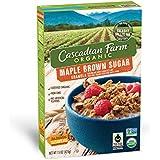 Cascadian Farm Organic Maple Brown Sugar Granola 15 oz Box