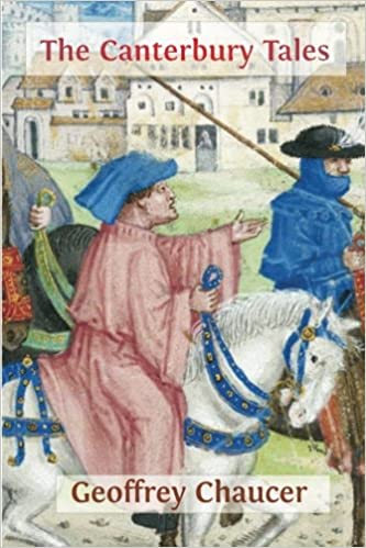 Image result for The Canterbury Tales - Geoffrey Chaucer
