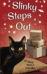 Slinky Steps Out (Cats in the Mirror) (Volume 4)