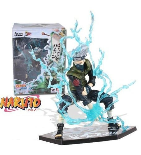 "Shalleen Anime Naruto Shippuden Kakashi Hatake 5"" Toy Figure New in Box"