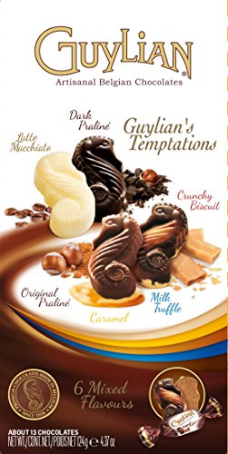guylian-belgium-chocolates-temptations-assorted-6-flavor-truffles-437-ounce-pack-of-24