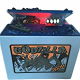 Cool Musical Automatic Godzilla Bank Stealing Coin Moving Dinosaur Monster Electronic Money Saving Box Godzilla Piggy Bank Toy gifts