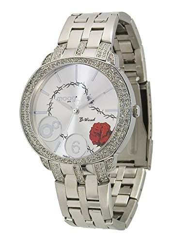 Moog Paris - G-power - Women / Men Watch with silver dial, silver strap in stainless steel - - Made in France - M45024-101