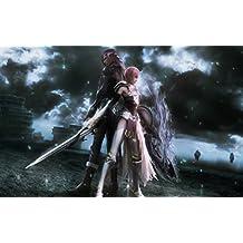 Final Fantasy FF 8 9 10 12 13 14 XIV poster 40 inch x 24 inch / 21 inch x 13 inch