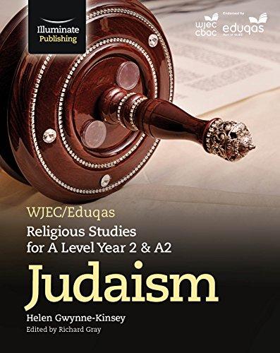 WJECEduqas Religious Studies for A Level Year 2A2: Judaism