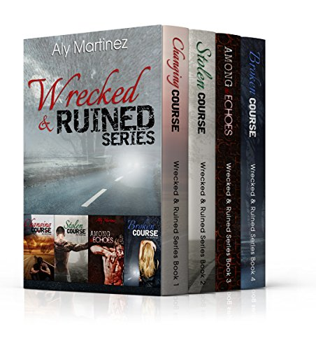 The Wrecked and Ruined Series Box Set by [Martinez, Aly]