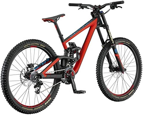 Scott DH Gambler 730 2016 - Bicicleta de montaña, Unicolor: Amazon ...