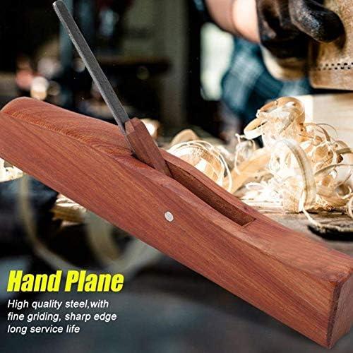 Handhobel Mini tragbare h/ölzerne Hand Flugzeug Carpenter Grooving Trimmen Handheld Hobel Holzbearbeitungswerkzeug