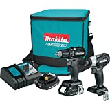 Image of Makita CX200RB 18V LXT Lithium-Ion Sub-Compact Brushless Cordless 2-Pc. Combo Kit (2.0Ah)