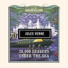 Twenty Thousand Leagues Under the Sea Audiobook by Jules Verne,  Dove Audio - producer Narrated by Harlan Ellison