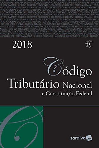 Código Tributário Nacional eConstituição Federal