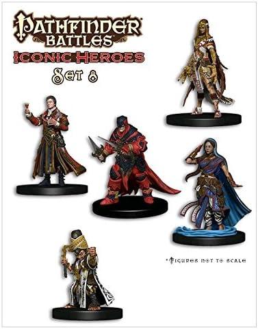 Pathfinder Battles: Iconic Heroes Viii