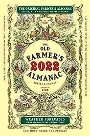 The Old Farmer's Almanac 2022 Trade Edi