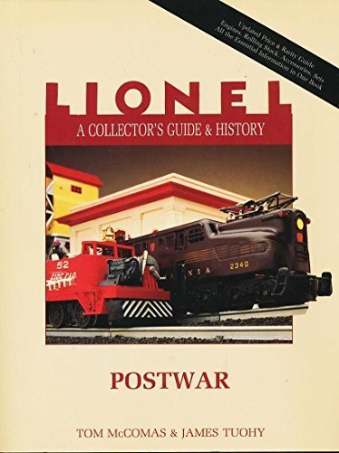- A Collector's Guide and History to Lionel Trains: Prewar O Gauge (Lionel Collector's Guide)