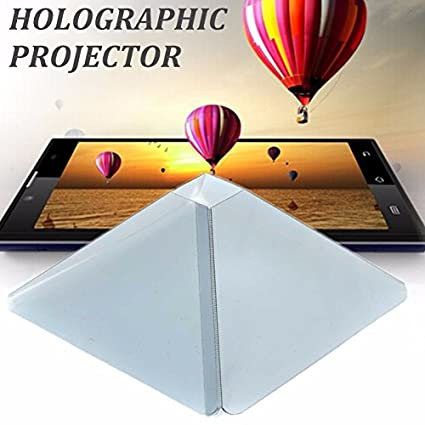 Amazon.com: Display Stand Proyector 3d holográfico para ...